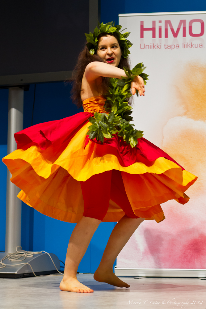Havaijilainen Hula