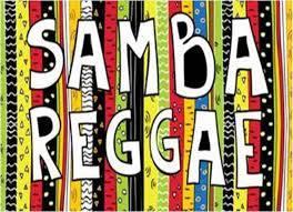 Samba Reggae tanssillinen liikunta